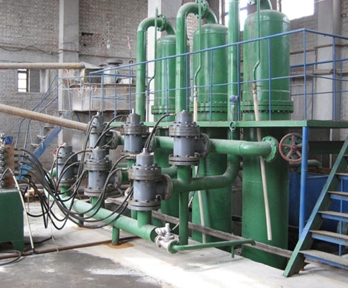 水隔离泵站