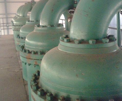 水隔泵大罐