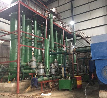 水隔离浆体泵
